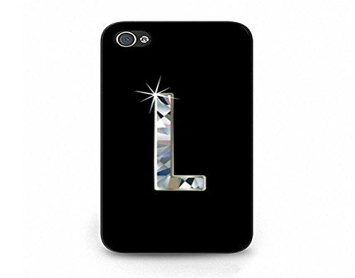 iPhone 4/4S Teléfono Móvil 26 letras Funda Carcasa Trasera ...