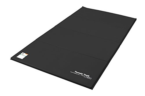 Tumbl Trak Folding Gymnastics Mat, 4ft x 8ft