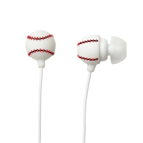Hog Wild 65004 Earbuds Baseball