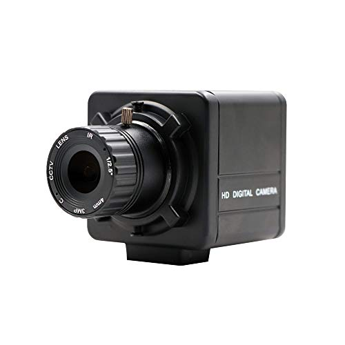Global Shutter High Speed 120fps CS Mount Manual Fixed Focus UVC Plug Play Driverless USB Camera with Mini - High Fixed Speed Mount