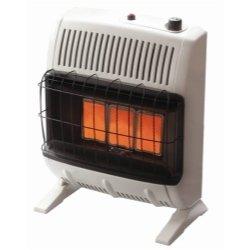 Heatstar By Enerco F155225 Ventfree Natural Gas Infrared Heater HSVFR10NG, 10K