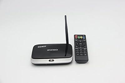 HONOT CS918 Andriod TV BOX Player Quad Core Full HD Output HDMI DLNA Bluetooth WiFi