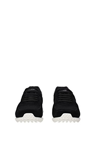 Valentino Sneakers Mannen - Suede (0s0a40lrq0no) 40,5 Eu