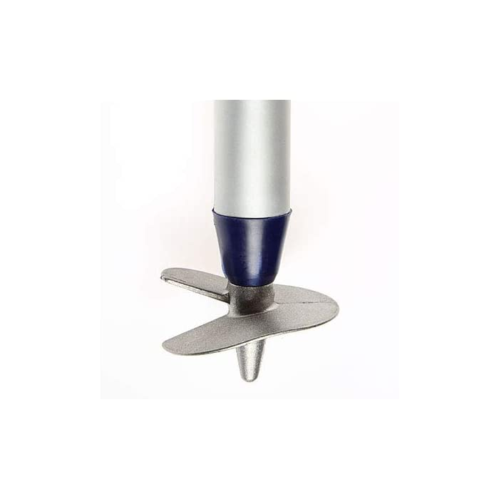 31Nk5Sk9J%2BL Sombrilla de gran tamaño-200cm de diámetro. Resistente a vientos de hasta 35 km/h, gracias a:Protección solar UPF50+ (bloquea 99% de rayos UV). Ventana superior. Varilla elástica y resistente (fibra de vidrio de 5mm de grosor). Sistema Pincho con punta de aluminio reforzada. Muy ligera 1,5 kg – tubo de aluminio. Fácil introducción en arena en solo 30 segundos, gracias a su maneta con dos asas. Otros: inclinación a los dos lados y bolsa de transporte del mismo color de la sombrilla.