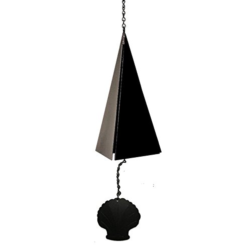North Country Wind Bells Cape Cod Bell™ with Scallop Shel...