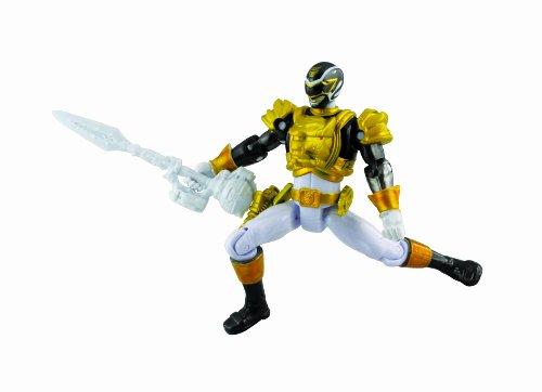 Power Rangers Megaforce Metallic Force Ultra Black Ranger