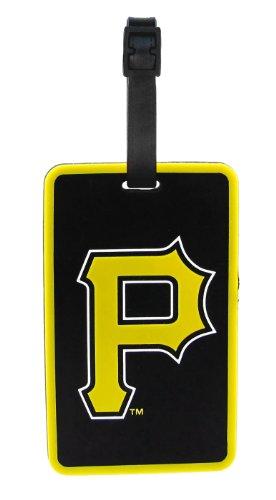 Pittsburgh Steelers Luggage Tag (Pittsburgh Pirates - MLB Soft Luggage Bag Tag)