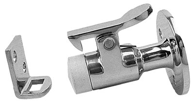 Sea Dog Line Stainless Door Stop and Catch (2-1/2-Inch)