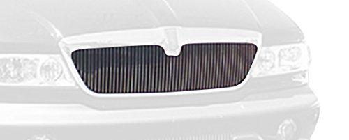 T-rex Vertical Bumper Billet Grille - TRex Grilles 30692 Vertical Aluminum Polished Finish Billet Grille Insert for Lincoln Navigator