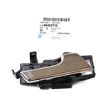 Genuine general motors right interior door handle for chevy chevrolet aveo part for 2009 chevy aveo interior door handle