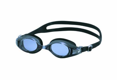 VIEW Swimming Gear Platina Swim Goggle, Black