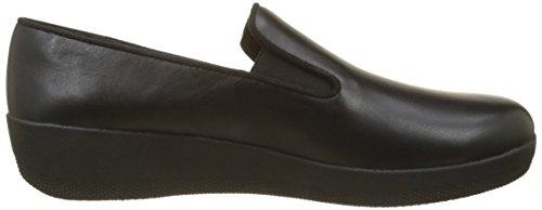 FitFlop Superskate Shoes Black (All Black)