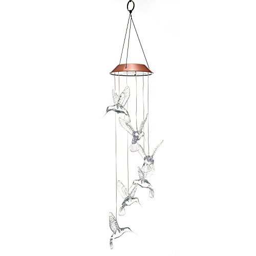 IMAGE Windlights Hummingbird Gardening Decoration product image