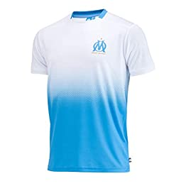 OLYMPIQUE DE MARSEILLE Maillot Om - Collection Officielle Taille Homme