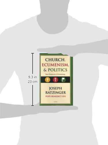 church ecumenism and politics new essays in ecclesiology