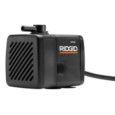 RIDGID Replacement Submersible Water Pump for RIDGID Tile (Tile Saw Replacement)