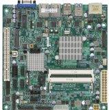 Supermicro X9SCAA Motherboard - Intel Atom N2800 / Intel NM10 / DDR3 / USB3.0 / Mini-ITX/Mini-PCIe with mSATA