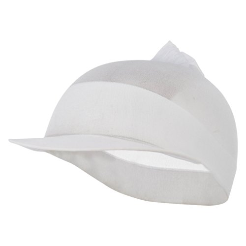 Visor Stocking Cap - White OSFM ()