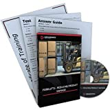 Convergence Training Forklifts, Reducing Product Damage DVD, C-334B (C-334B)