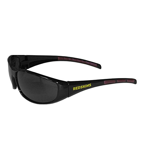 Washington Sunglasses Redskins (Siskiyou Gifts Co, Inc. NFL Washington Redskins Wrap Sunglasses)