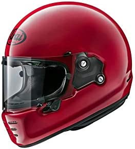 Arai casco cafe racer