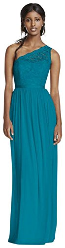 oasis color bridesmaid dresses - 5