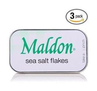 : Maldon Salt Pinch Tins - 0.35 Oz. (3 Pack)