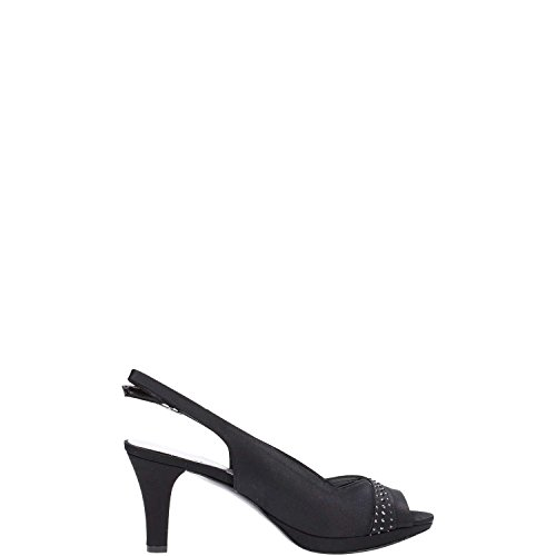 mujer negro Negro MELLUSO de para Zapatos negro vestir xwOqCTP