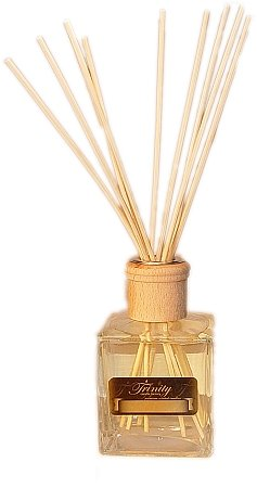 Trinity Candle Factory - Almond Bark - Reed Diffuser Oil - Kit - 6 oz.