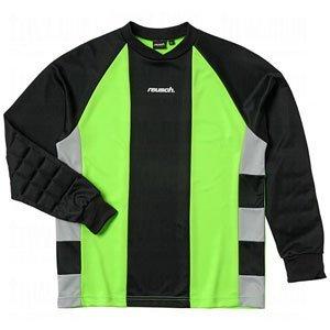 (Reusch Barcelona II Longsleeve Goalkeeper Jersey (Large, Lime))