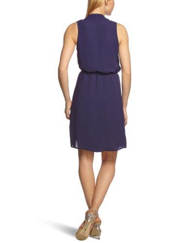 67y Blau knielang Damen Kleid PART LATOYA TWO E48599001 t0atqYw