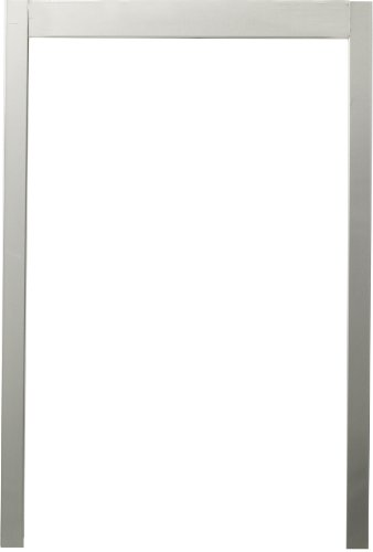 Price comparison product image Bull Outdoor Products 99935 Refrigerator Frame, Stainless Steel