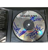 Signed Warrant