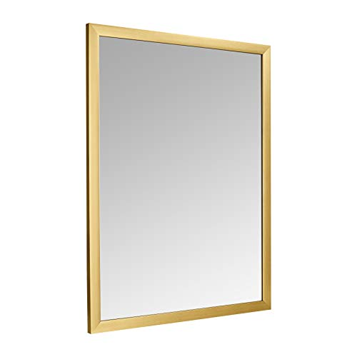 AmazonBasics Rectangular Wall Mirror 30