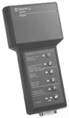 SCHNEIDER ELECTRIC Circuit Breaker Handheld Test Kit S33594 by Schneider Electric