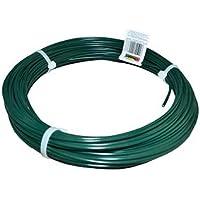 Wurko - Alambre Forrado Verde 2,5 mm, Rollo