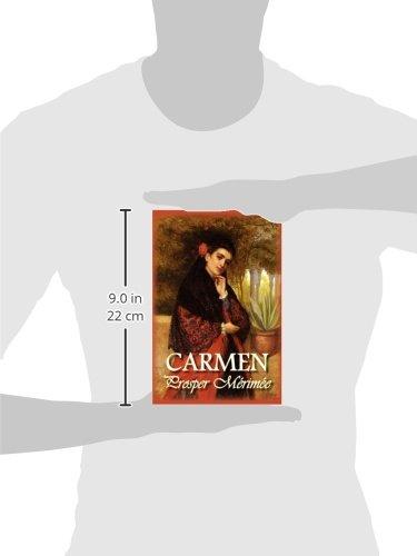 Carmen: Amazon.es: Merimee, Prosper: Libros en idiomas extranjeros