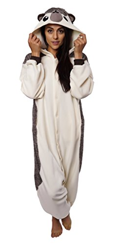 Hedgehog Kigurumi (Adults XL) (Dinasaur Costumes)