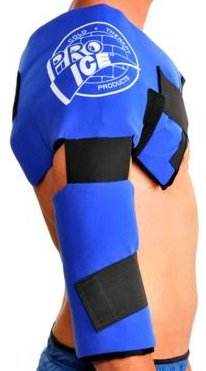 Adult Baseball Pitcher (Ages 13 & Up) Shoulder/Arm Ice Wrap