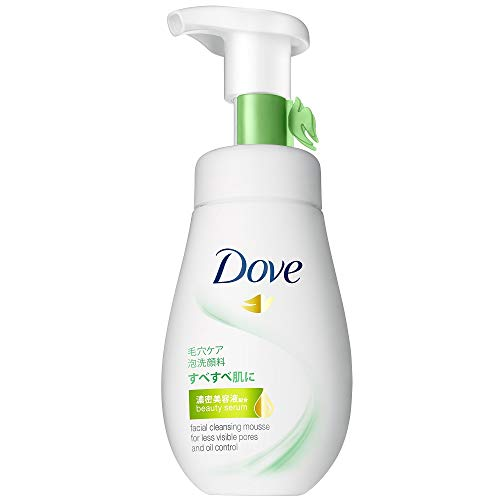 Dove Cleanser - Japan Personal Care - Dove Deep Pure creamy foam cleanser 160ml *AF27*