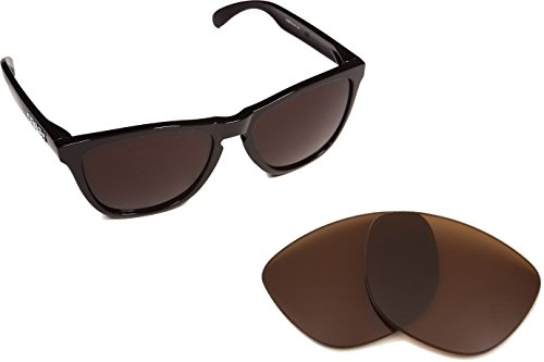 Best SEEK OPTICS Replacement Lenses Oakley FROGSKINS LX - Polarized - Lens Oakley Frogskin