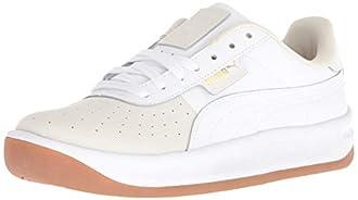 PUMA Women's California Sneaker, Whisper White, 9 M US