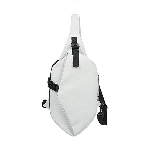backpack Sport Cycling bag C Trend Chest Single Mens bag bags parcel K bags bag canvas package messenger Strap shoulder Mens g7qfPf