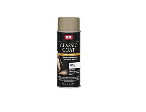- SEM 17413 Light Cashmere Classic Coat, 12 oz.