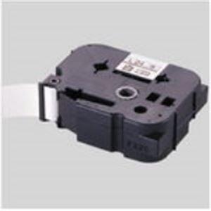 生活日用品 (業務用30セット) 文字テープ LM-L518BMK 艶消銀に黒文字18mm B074MLY87S