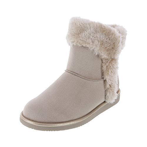 Airwalk Taupe Women's Panna Cozy Boot 11 ()