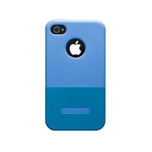 Katinkas Combo Case Series Dual Case für Apple iPhone 4/4S blau