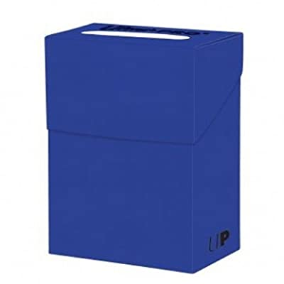 Ultra Pro 85299 Deck Box, Pacific Blue: Toys & Games