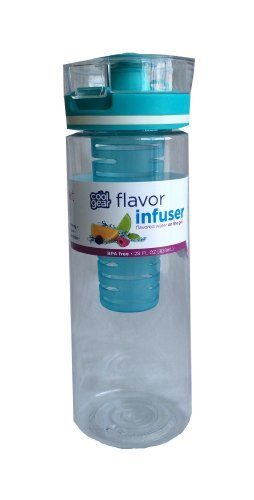 Cool Gear flavor infuser 28 oz blue