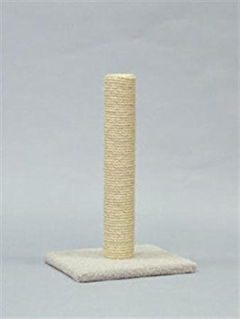 North American Pet Sisal Scratching Post, 26-Inch